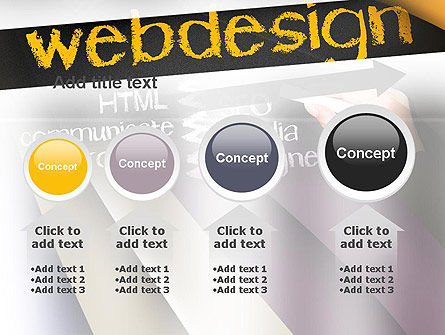 Web Design PowerPoint Template Slide 13