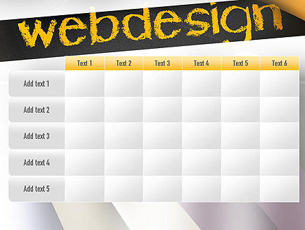 Web Design PowerPoint Template Slide 15