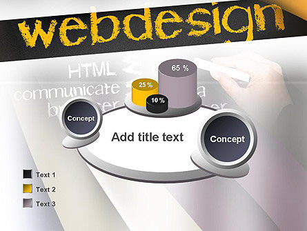 Web Design PowerPoint Template Slide 16