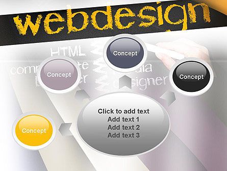Web Design PowerPoint Template Slide 7