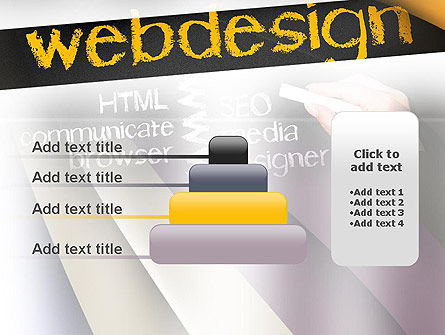 Web Design PowerPoint Template Slide 8