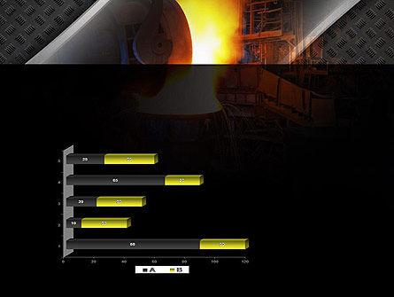 Steel Mill PowerPoint Template Slide 11