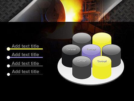 Steel Mill PowerPoint Template Slide 12