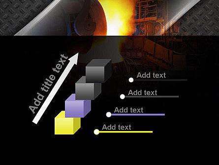 Steel Mill PowerPoint Template Slide 14