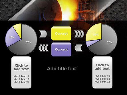 Steel Mill PowerPoint Template Slide 16