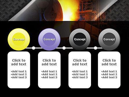 Steel Mill PowerPoint Template Slide 5