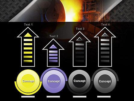 Steel Mill PowerPoint Template Slide 7