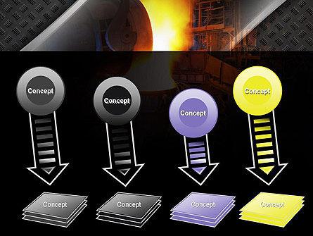 Steel Mill PowerPoint Template Slide 8