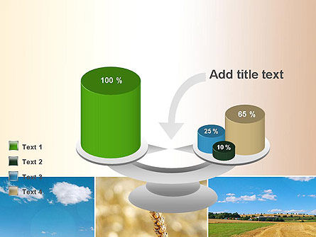 Wheat Cultivation PowerPoint Template Slide 10