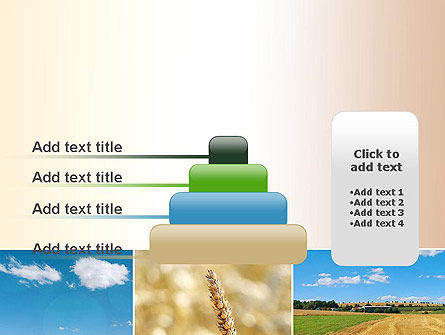 Wheat Cultivation PowerPoint Template Slide 8