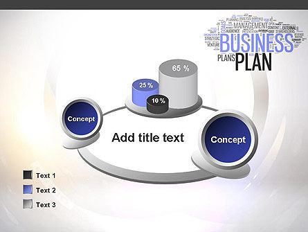 Business Plan Word Cloud PowerPoint Template Slide 16