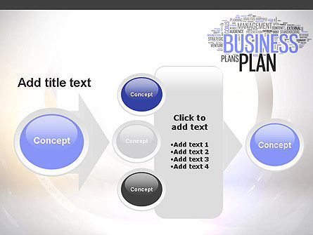 Business Plan Word Cloud PowerPoint Template Slide 17