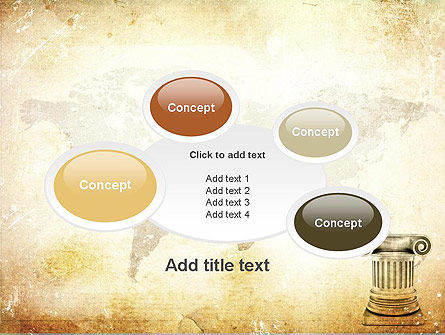 Ionic Column PowerPoint Template Slide 16