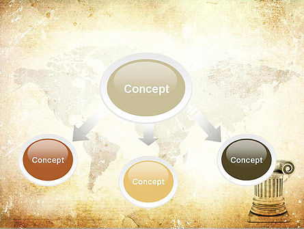 Ionic Column PowerPoint Template Slide 4