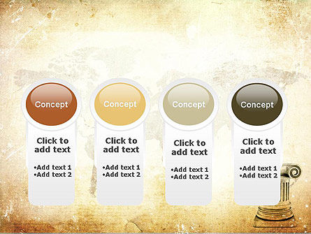 Ionic Column PowerPoint Template Slide 5