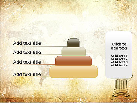 Ionic Column PowerPoint Template Slide 8