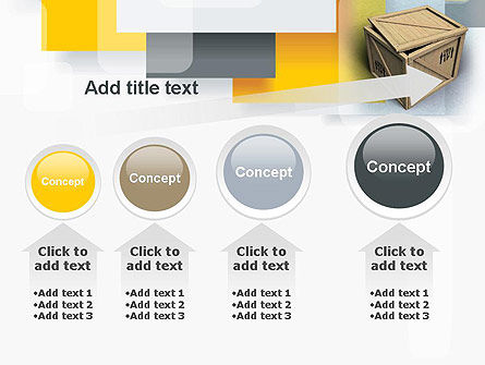Crate PowerPoint Template Slide 13