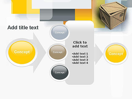 Crate PowerPoint Template Slide 17