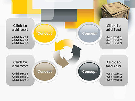 Crate PowerPoint Template Slide 9