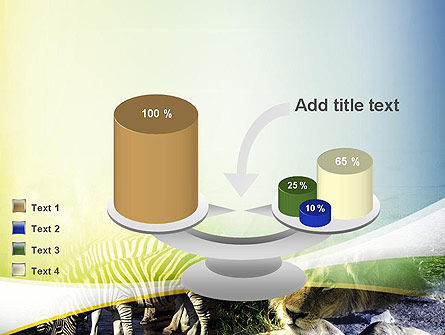 African Fauna PowerPoint Template Slide 10