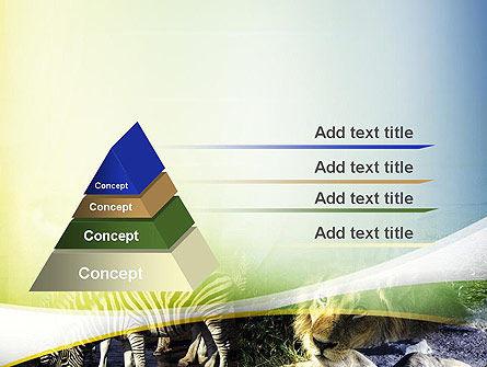 African Fauna PowerPoint Template Slide 12