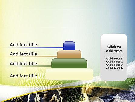 African Fauna PowerPoint Template Slide 8
