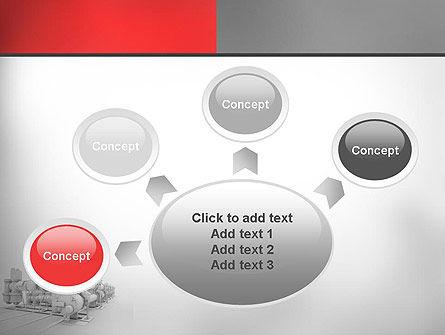 Industrial Machinery PowerPoint Template Slide 7