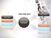 Office Collage PowerPoint Template#14