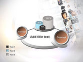 Office Collage PowerPoint Template#16