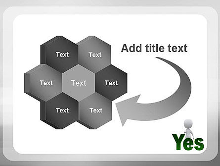 Yes PowerPoint Template Slide 11