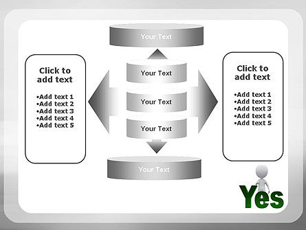 Yes PowerPoint Template Slide 13