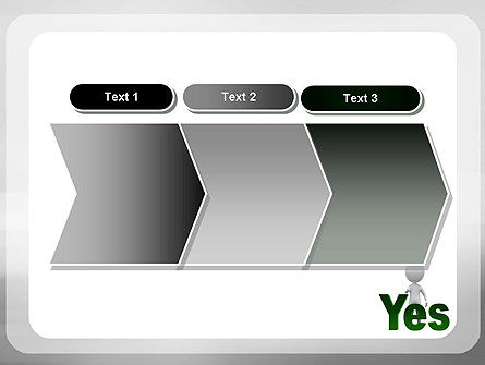 Yes PowerPoint Template Slide 16