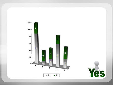 Yes PowerPoint Template Slide 17