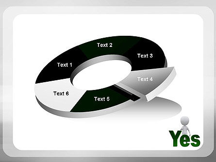Yes PowerPoint Template Slide 19
