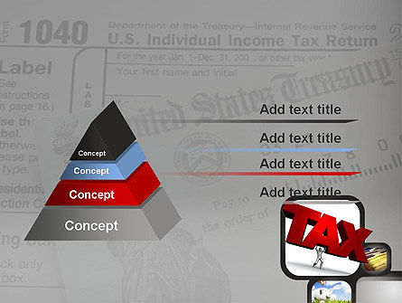 Taxes PowerPoint Template Slide 12