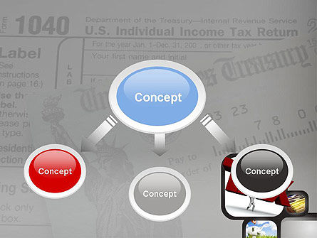 Taxes PowerPoint Template Slide 4