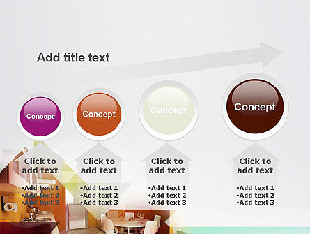 Kitchen Design PowerPoint Template Slide 13