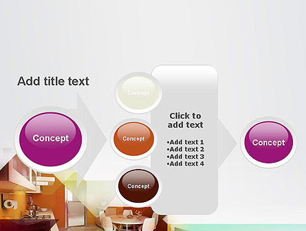 Kitchen Design PowerPoint Template Slide 17