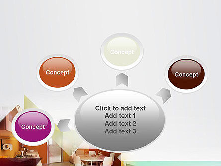 Kitchen Design PowerPoint Template Slide 7