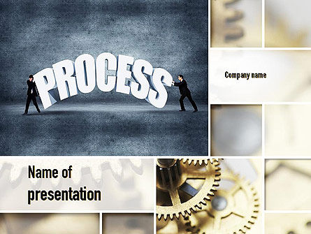 Process Management PowerPoint Template