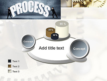 Process Management PowerPoint Template Slide 16