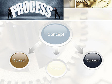 Process Management PowerPoint Template Slide 4