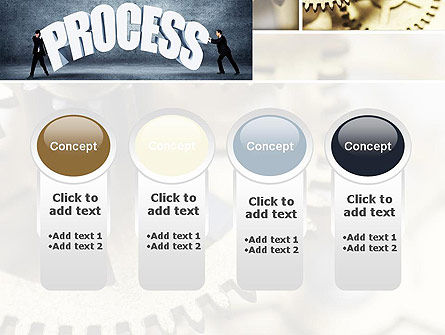 Process Management PowerPoint Template Slide 5
