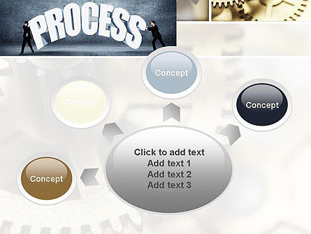 Process Management PowerPoint Template Slide 7