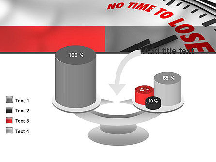 Clock Counting Down PowerPoint Template Slide 10