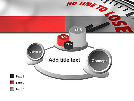 Clock Counting Down PowerPoint Template Slide 16