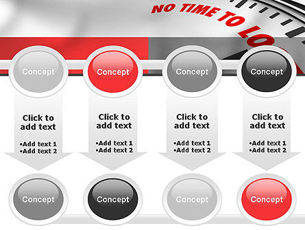 Clock Counting Down PowerPoint Template Slide 18