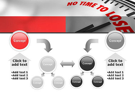 Clock Counting Down PowerPoint Template Slide 19