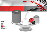 Clock Counting Down PowerPoint Template#10