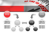 Clock Counting Down PowerPoint Template#19